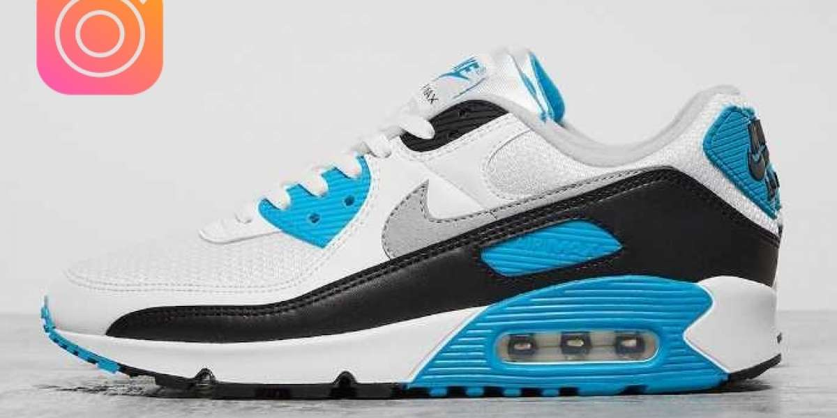 New Release Nike Air Max 90 OG Laser Blue is Available Now