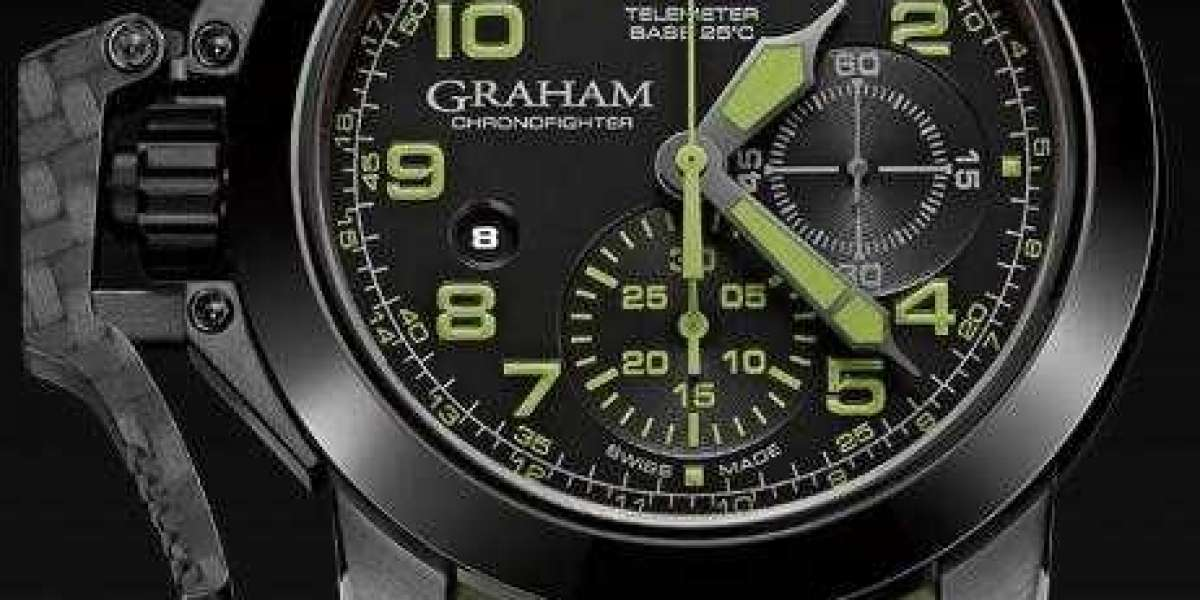 Graham Chronofighter Fortress 2CRBS.B10A Replica Watch