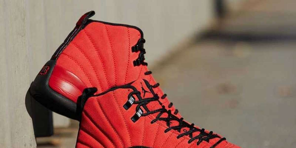 "Air Jordan 12 ""Reverse Flu Game"" CT8013-602 Cheap For Sale"