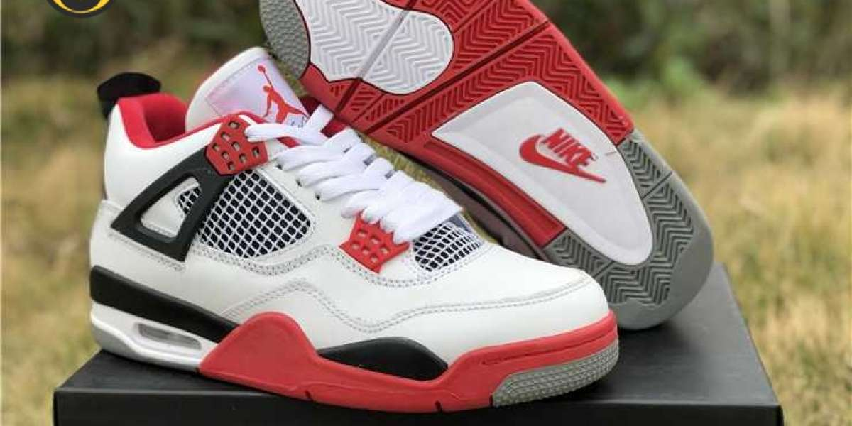 """Where To Buy The Most Popular Air Jordan 4 Retro """"Fire Red"""" Online?"""
