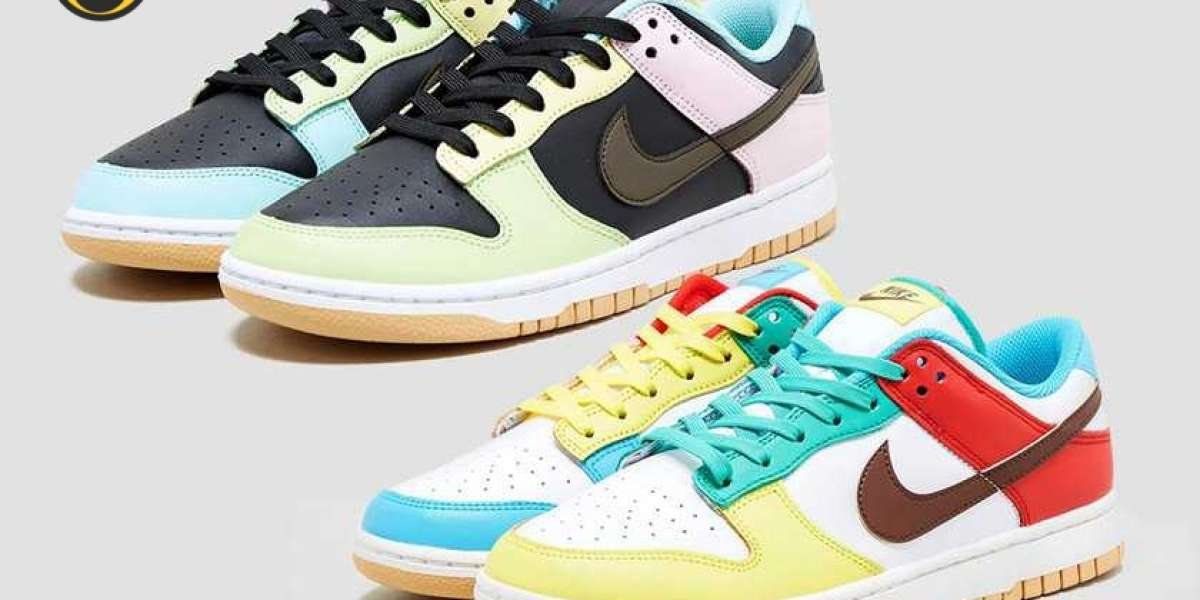 "DH0952-001 Nike Dunk Low ""FREE.99"" will officially debut this summer"