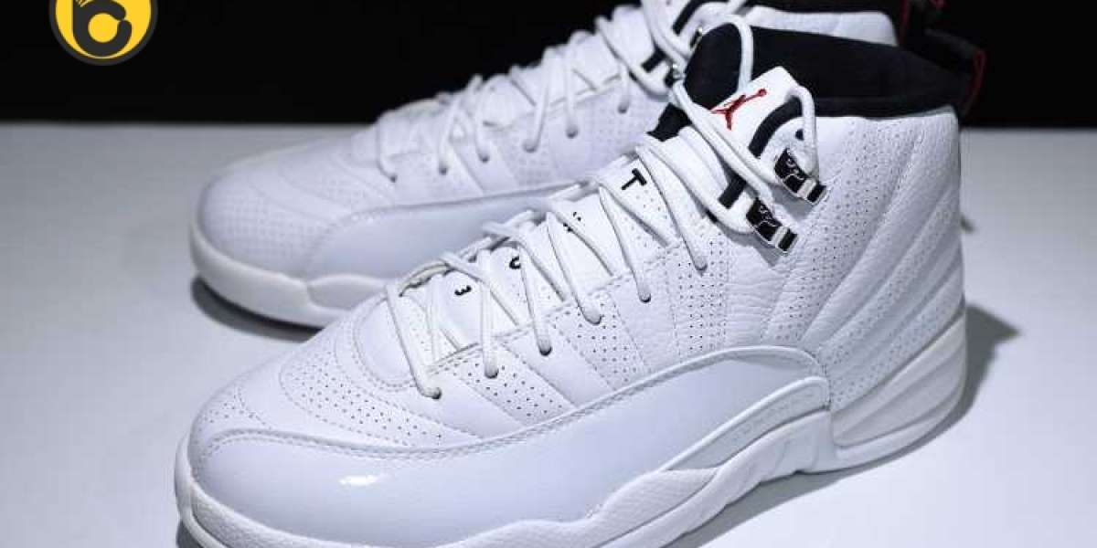 "Discount Price Air Jordan 12 Retro ""Rising Sun"" On Sale 130690-163"