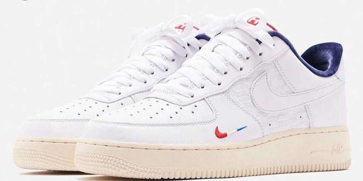 KITH x Nike Air Force 1 Paris CZ7927-100 to Release on  Feb 26th, 2021