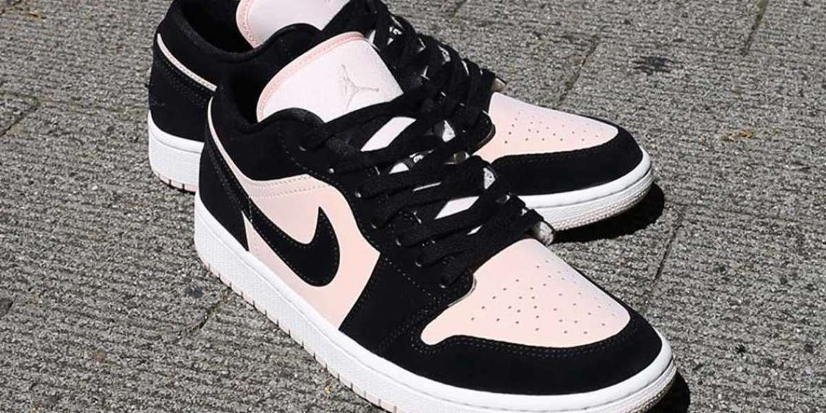 "Cheap Air Jordan 1 Low ""Guava Ice"" For Sale DC0774-003"