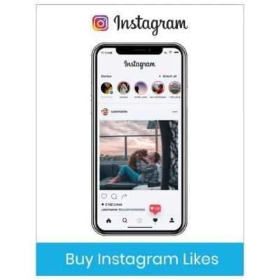 Buy Instagram Likes - Social Media Likes USA Profile Picture