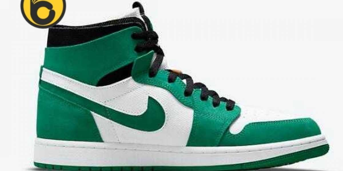 Air Jordan 1 Zoom Comfort Stadium Green Womens CT0978-300 Coming Soon