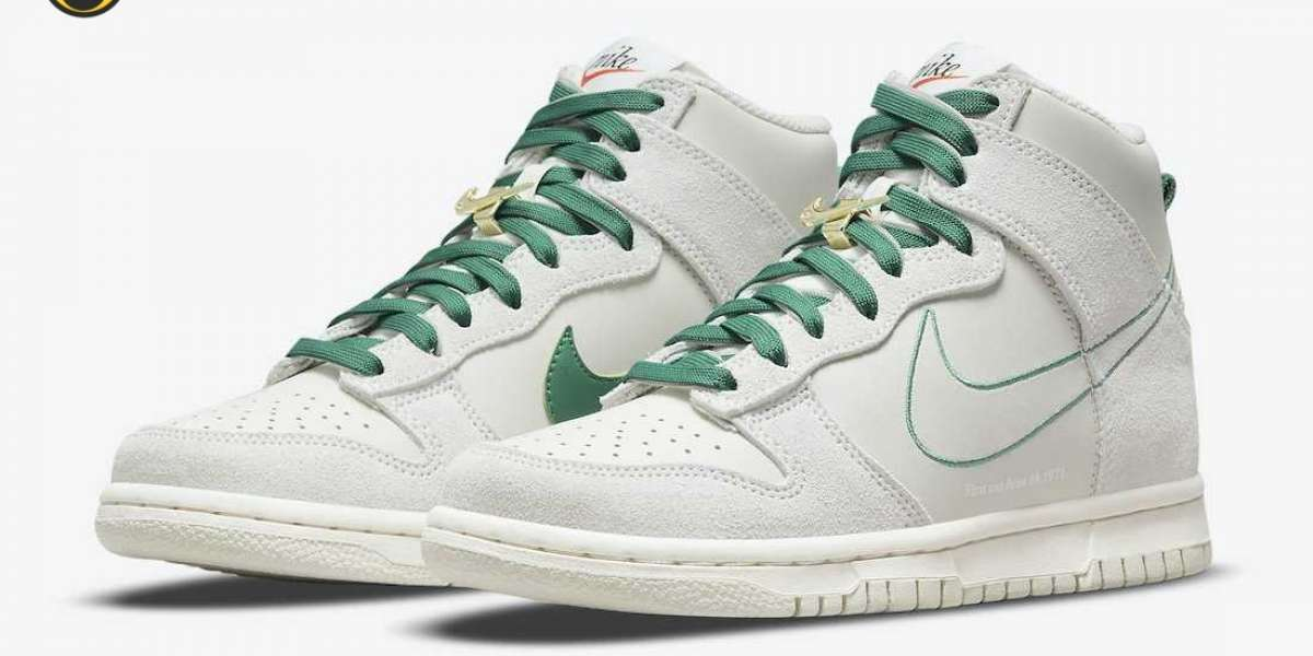 """Brand Release Nike Dunk High """"First Use"""" Skateboard Shoes"""