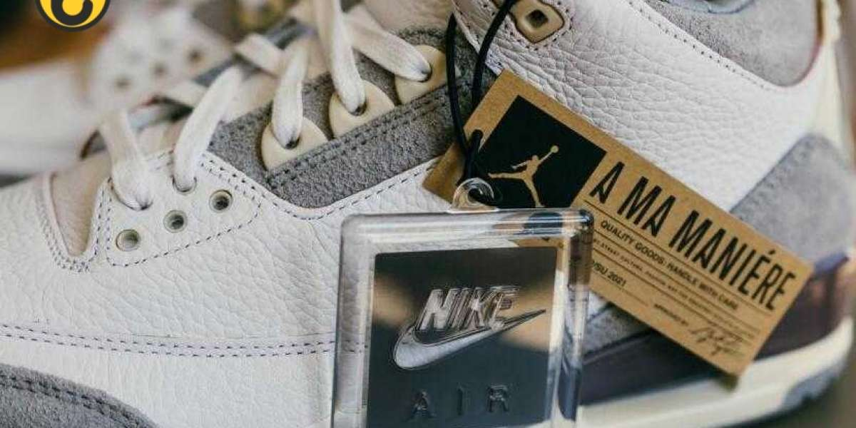 New Brand A Ma Maniére x Air Jordan 3 Online Sale for 2021